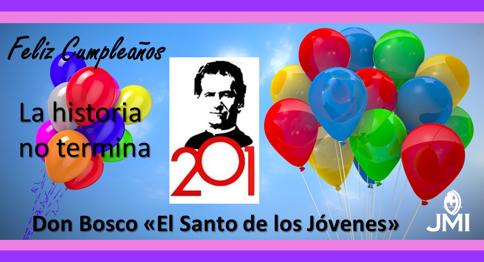 Don Bosco Cumple 201